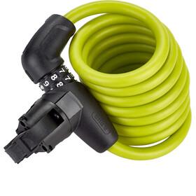 ABUS Numero 5510 Combi Kabellås 180cm SCMU, lime green